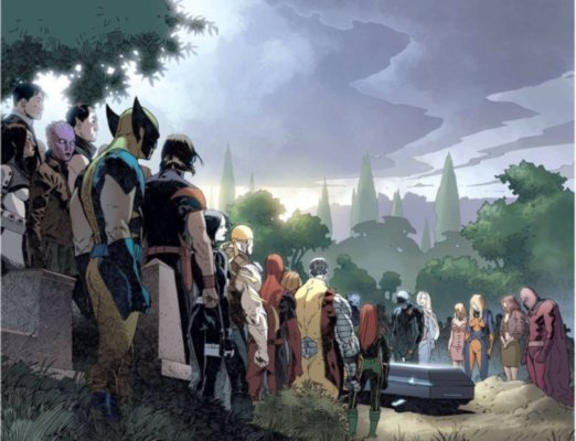 Marvel Funeral Stan Lee